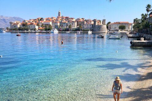 Korcula-Croatia